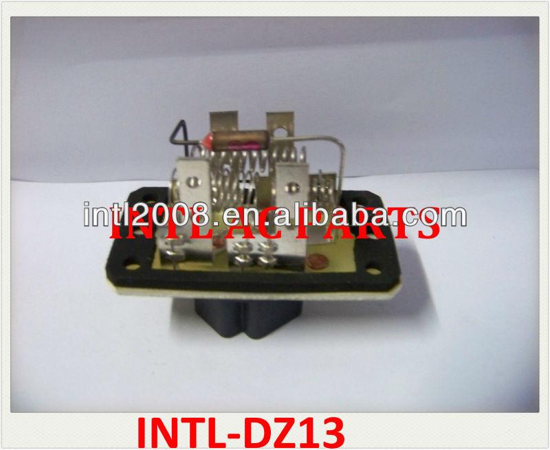 1993 1999 Nissan Quest Radiator Fan Motor Resistor Hvac