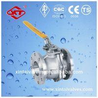 API ANSI DIN JIS flange ball valve lever handle parker ball valve catalogue ppr fittings/ball valve