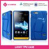 for sony xperia go ST27I mobile phone TPU case