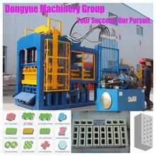 hydraulic press machine concrete cover blocks making machine china products