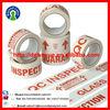 Printing Custom Waterproof Self Adhesive Labels,QC Pass Labels