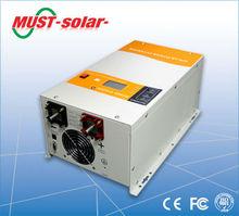 <MUST Solar>PV 3000 series CE MPPT/PMW Solar PV Inverter Controller 20A 12V/24V for Solar Cell System
