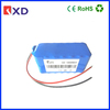 high capacity 18650 li-ion rechargeable battery 14ah 12v