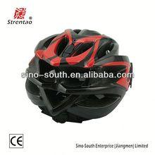 high quality red color helmet development