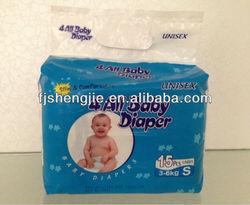 OEM Sleepy Baby Diaper with High Absorbency