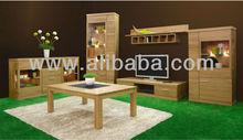 Solid Oak Living Room Furniture