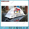 taxi luz led cúpula de guangzhou