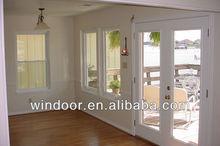 White PVC Door Sea Side House Door