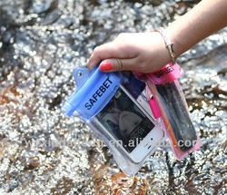 waterproof phone bag mobile phone bag cell phone bag