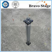 Bravo suspended platform gondola swing stage for promotion