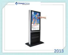 cloud-base mobiler hot dog stand