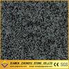 High quality polished South Africa Black granite tile