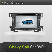 High Quality 2din Car Stereo for Chevrolet Sail Car DVD GPS