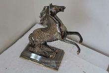 Brass Horse 12 Iches