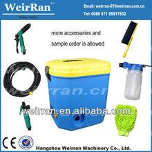 (71626) auto plastic body battery powered hand car washing machine