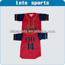Custom 100% polyester printed varsity baseball women jacket