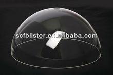 High quality clear acrylic dome