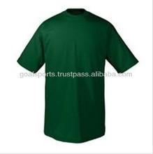Plain Dyed 100% Cotton Men's O-Neck T-Shirt