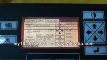 Centac air compressor LCD display horizontal line problem ?
