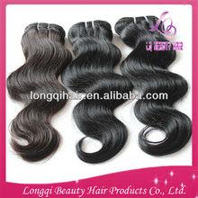 "cheap human hair,body wave,brazilian hair extension,12-32"",color 1b#,2#,4#"