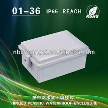 plastic box electronic enclosures