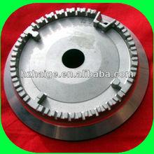 aluminum alloy heavy truck axle wheel hub