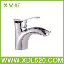 antique brass faucet/brass single handle basin faucet/wall mounted grab bar