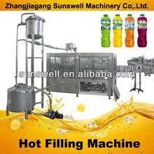 Automatic Juice And Tea Hot Liquid Filling Machine/Filling Production Plant