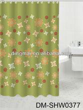 2013 factory mildew resistant shower curtain