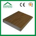 Madera Color de la superficie pisos de vinilo del pvc