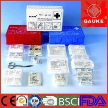 First Aid Box Preparedness Survival Emergency Disaster Kit Earthquake Flood