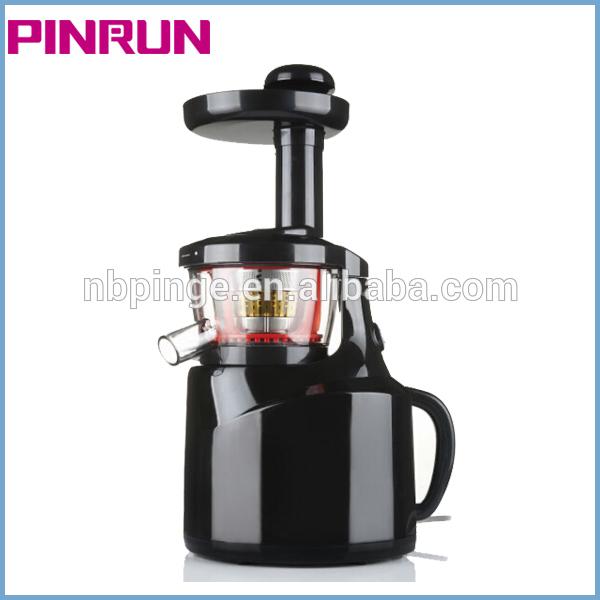 Pinrun 2013 screw juicer/Low speed/Silence/PEI/ULTEM/Screw type