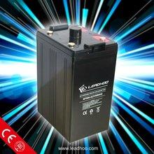 2V 500AH long life 2v series battery for ups & solar