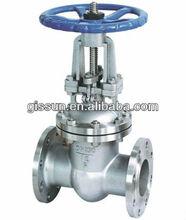 ASTM flanged stainless steel rising stem gate valve