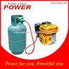 Gasoline Start Dual Fuel LPG Engines