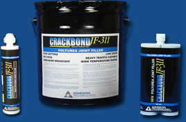 Control Joint and Crack Sealant