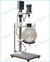 Modern innovative cow effluent glass liquid separator