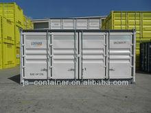 20ft High Cube Double Door Open Side Dangerous Container