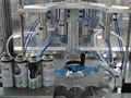 lata de aerosol de llenado de la máquina