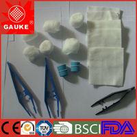 dental medical sterile instrument disposable dressing surgical suture kit