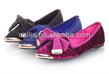 hot shoes China 2013 new products popular flats for girls TH7023