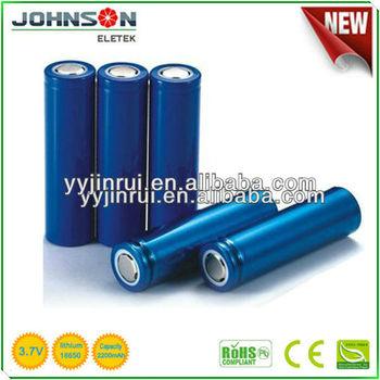 18650 Lithium Rechargeable battery bak b18650ca 2250mah 18650 lithium ion battery