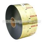 Aluminum Foil Laminate Ground Coffee Roll Stock