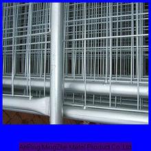 galvanized temporary fence panel 2.1M *2.4M (Australian standard)
