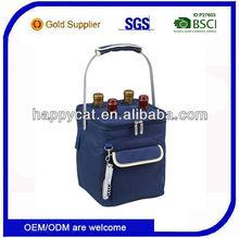 Waterproof 4-Bottle Champagne Cooler Carrier Bag (UF-39290)