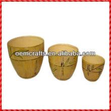 Elegant indoor flower planter of Ceramic Flower Pots Wholesale