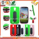Neo Hybrid rubber matte hard Case for samsung s4 case