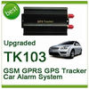Powerful gps vehicle tracker TK103 GPS103 gps car tracker