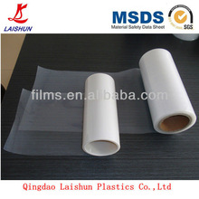 thick plastic roll transparent