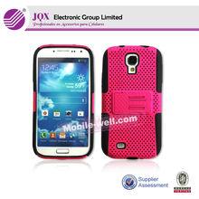 silicon+ PC mobile case protector for Samsung Galaxy S4 I9500